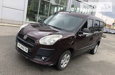 Fiat Doblo Panorama Official   2013
