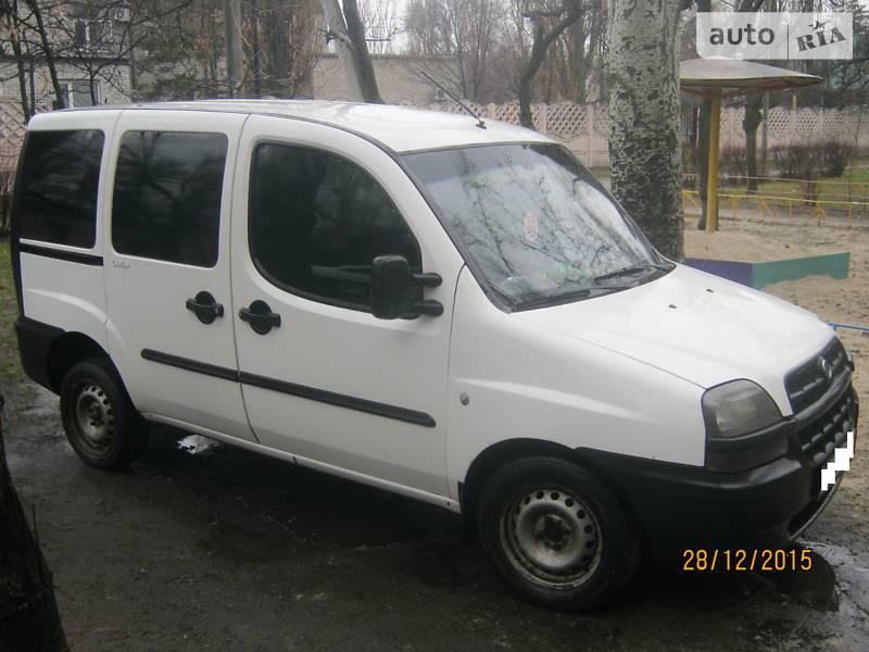 Fiat Doblo пасс.