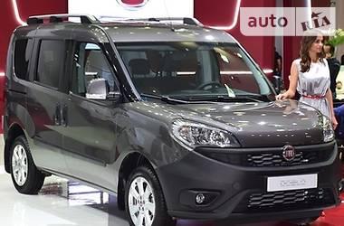 Fiat Doblo пасс. Combi Active 2016