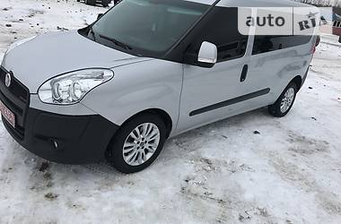 Fiat Doblo пасс. Maxi 2011