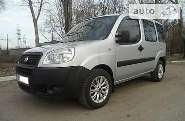 Fiat Doblo пасс.  2013