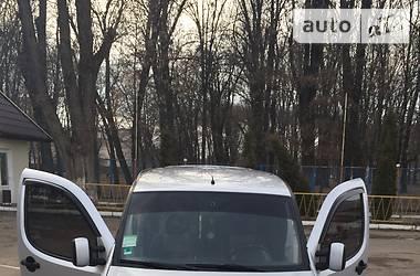 Fiat Doblo пасс.  2009