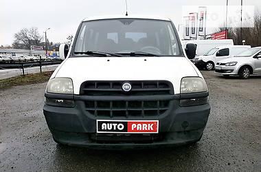 Fiat Doblo пасс. 1.3D МТ 2004