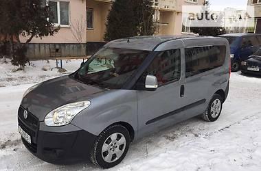 Fiat Doblo пасс.  2010
