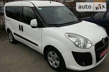 Fiat Doblo пасс. nuovo 2010