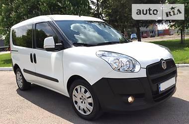 Fiat Doblo пасс. A/C 2011