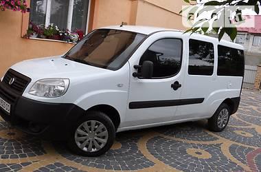 Fiat Doblo пасс. LONG  2007