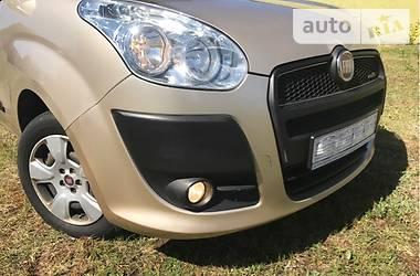 Fiat Doblo пасс.  1.6d 2011