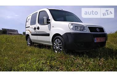 Fiat Doblo пасс. a/c 2008