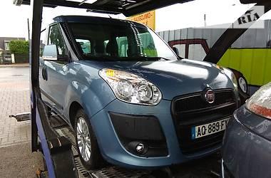 Fiat Doblo пасс. 1.6  2010