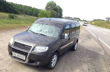 Fiat Doblo пасс. Maxi 1. 9 TD MultiJe 2008
