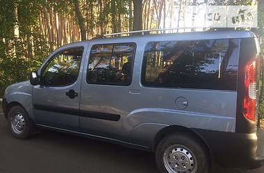 Fiat Doblo пасс. 1.3  2008