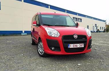 Fiat Doblo пасс. 1.6MJT Dynamic  2013