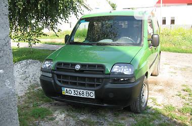 Fiat Doblo пасс. 1.9 Multijet 2004