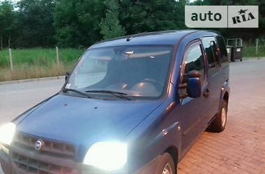 Fiat Doblo пасс.  2002