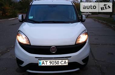 Fiat Doblo пасс.  2015
