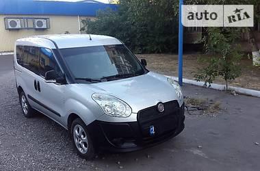 Fiat Doblo пасс.  2011