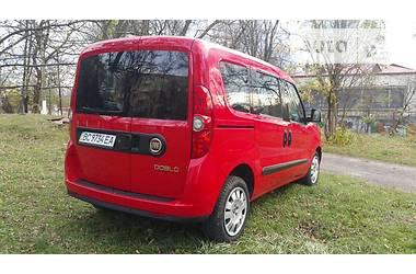 Fiat Doblo пасс.  2014