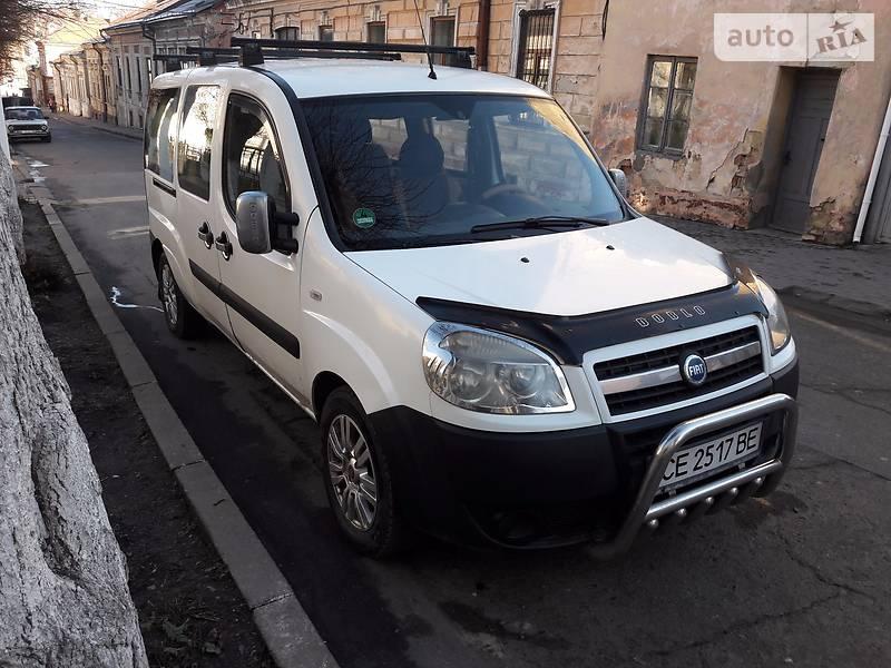 Fiat Doblo пасс. 2006 року