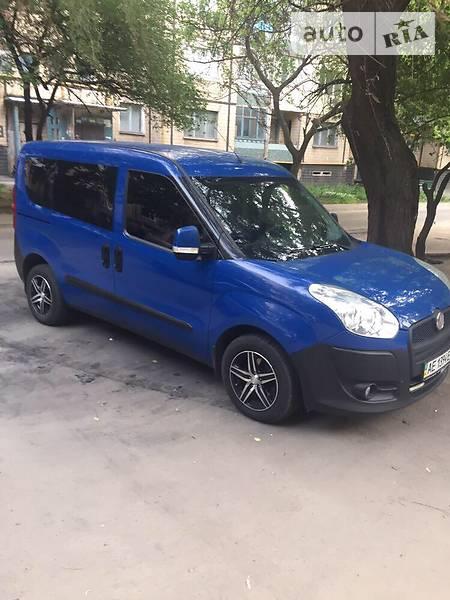 Fiat Doblo пасс. 2010 року