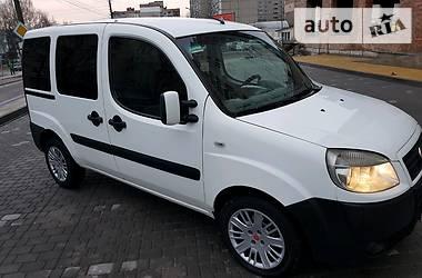 Fiat Doblo пасс. CONDICIONER 2007