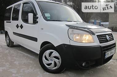 Fiat Doblo пасс. MAXI 1.9 77KW LONG 2006