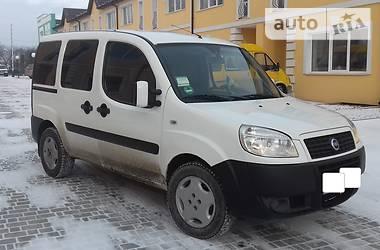 Fiat Doblo пасс. ORIGINAL 2006
