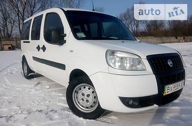Fiat Doblo пасс. maxi 2006
