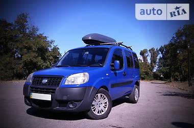 Fiat Doblo пасс. 1.3 MultyJet (85л.с) 2006