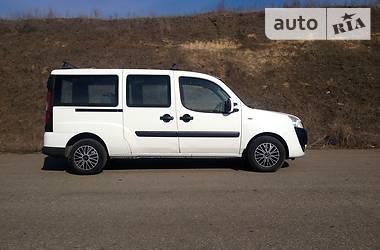 Fiat Doblo пасс. Van Elegant Maxi 2007