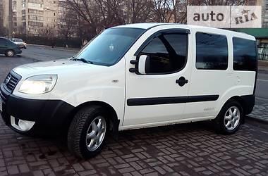 Fiat Doblo пасс. CLIMA GAZ PROPAN 2007