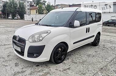 Fiat Doblo пасс. Original 2010