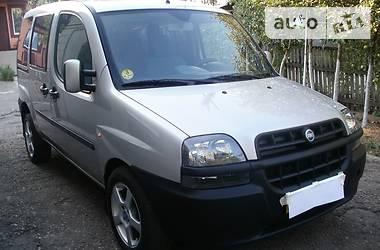 Fiat Doblo пасс.  2004