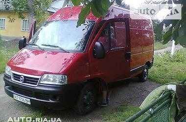 Fiat Ducato груз. MAXI 2005