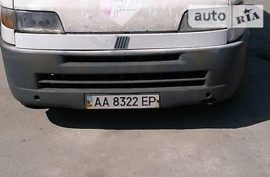 Fiat Ducato груз.  1997