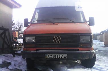 Fiat Ducato груз.  1990