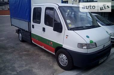 Fiat Ducato пасс.  1996