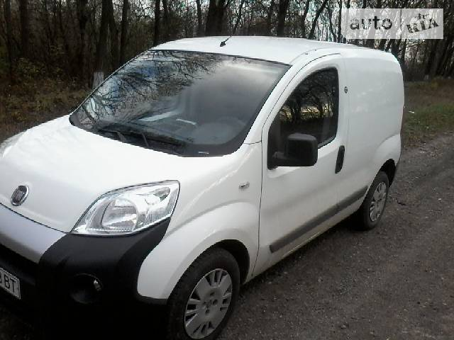 Fiat Fiorino 2011 року