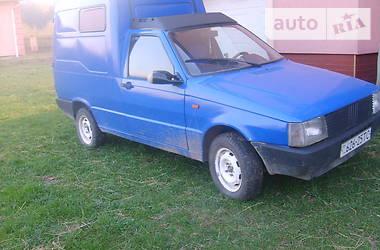 Fiat Fiorino груз.  1989