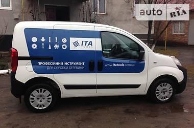 Fiat Fiorino груз.  2010