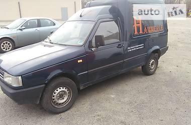 Fiat Fiorino груз.  1996