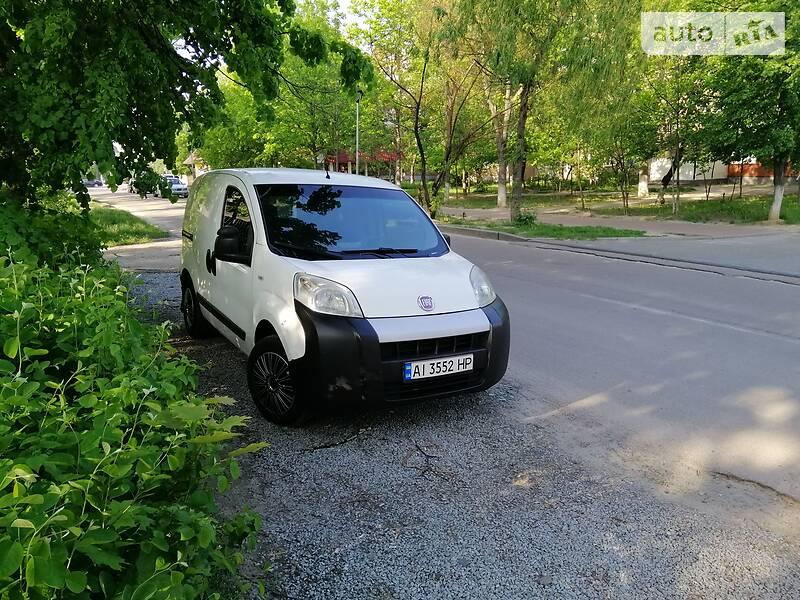 Другой Fiat Fiorino груз.