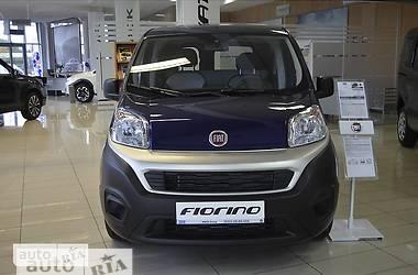 Fiat Fiorino пасс. 1.3D MT (75 л.с.) Co 2016