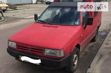 Fiat Fiorino пасс. Panarama 1993