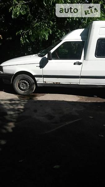 Fiat Fiorino 1998 року