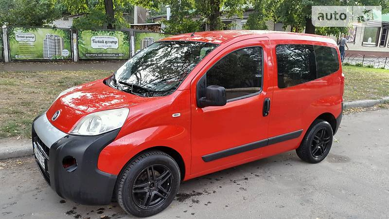 Fiat Fiorino 2008 года