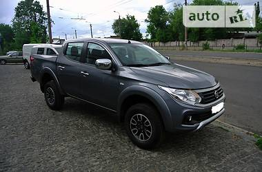 Fiat Fullback AT High+ 2016