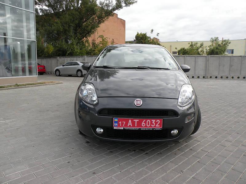 Fiat Grande Punto  2012