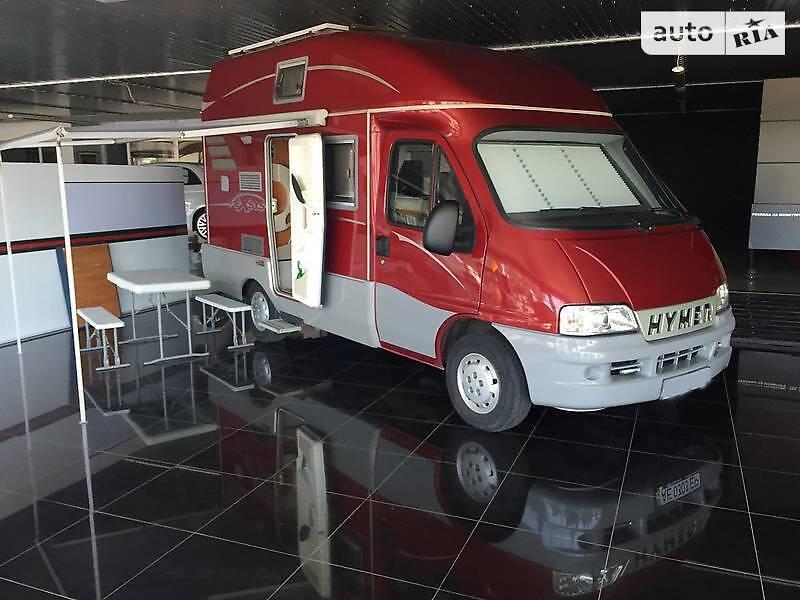 Fiat Hymer Exsis