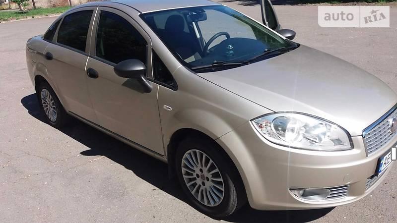 Fiat Linea 2010 года